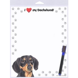 "ReMarkables 8"" x 10"" Magnetic Memo Boards With Marker - (2/case) (Breeds D-P)"