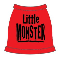 Little Monster Dog Tank Top