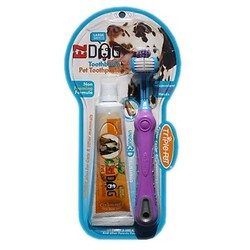 Triple Pet Dental Kit - 6 pieces