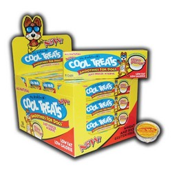 Mr. Barksmith's Cool Treats - Sold by the case only