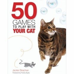 50 Games to Play With Your Cat - Min Order 2