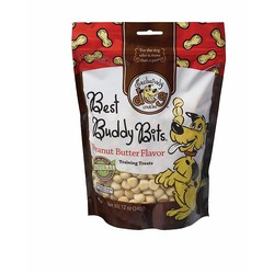 BEST BUDDY BITS (PEANUT BUTTER FLAVOR) - 12oz.
