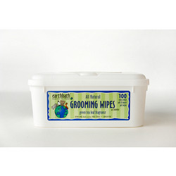 Green Tea Leaf Fragrance Grooming Wipes