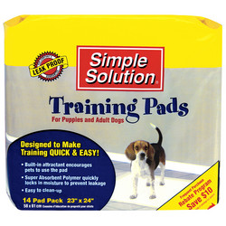 Simple Solution Training Pads