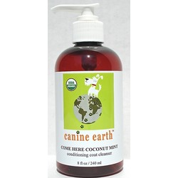 COME HERE COCONUT MINT CONDITIONING COAT CLEANSER - 8 OZ