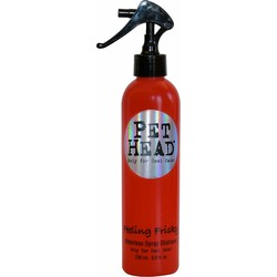 Feeling Frisky Waterless Spray Shampoo for Cats 8 oz - 6 Per Case