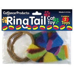 RingTail Cat Toy - Packaged