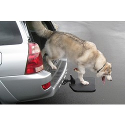 Twistep -The Instant Multi-Use Pet Step for SUV's