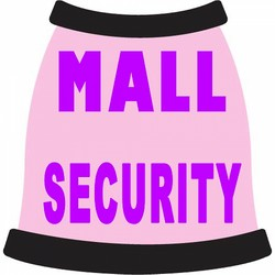 Mall Security Dog T-Shirt