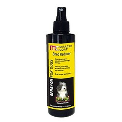 Miracle Coat Spray-On Shed Reducer - 12/case
