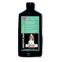 Miracle Coat Hypo-Allergenic Shampoo for dogs -12/case