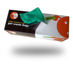"Large Waste Pick-Up Bags 8""x13"""