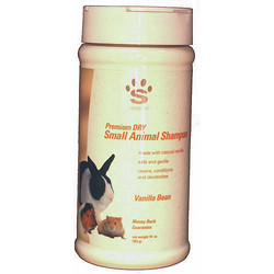 Pet Scentsations Dry Small Animal Shampoo - 10 oz. Bottle
