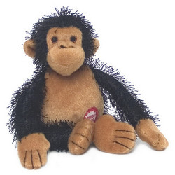 Chimp Plush Toy