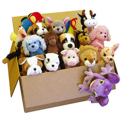 42-pc plush assortment