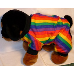 RAINBOW PAJAMAS for Dog/Cat