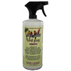 Poop-Off Bird Poop Rem 32 oz sprayer