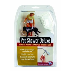 Pet Shower Deluxe - Sold by the case only (3/Case)