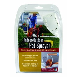Indoor/Outdoor Pet Sprayer - Sold by the case only (3/Case)
