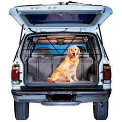 Single Barrier Extension for Vehicle Pet Barrier