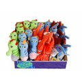 Assorted Ocean Buddies PDQ-1 - 24 Piece Display<br>Item number: 00394: Drop Ship Products