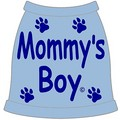 Mommy's Boy Dog Tank Top: Dogs Holiday Merchandise