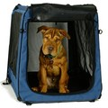 Ultimate Dog Den: Dogs Travel Gear Crates