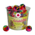 Mini Crinkle Ball Made in Canada