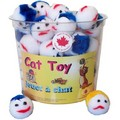 Pom Pom Babies Made in Canada: Cats