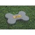 Bone Shaped Memorial Marker<br>Item number: AU-85: Dogs For the Home Pet Urns/Memory Items