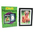 Makin's Brand® Pet Memory Frames Kit - Single frame with double face<br>Item number: 35305: Dogs For the Home Picture Frames