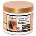 Retrieve Health Digestive Enzymes &amp; Probiotics<br>Item number: 40250: Dogs Health Care Products Nutritional Supplements & Vitamins