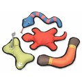 Tough Nylon Dog Toys - 6 Pack<br>Item number: 73010PDQ: Dogs Toys and Playthings