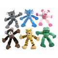 Tennis Tummies - 6 Pack: Dogs Toys and Playthings Plush Toys