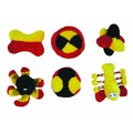Plush Basic - 6 Pack<br>Item number: 70011PDQ: Dogs Toys and Playthings Plush Toys