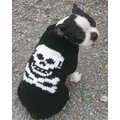 Black Skulls Sweater