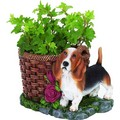 Breed Specific Flower Pots: Dogs