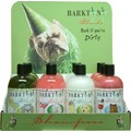 BARKTINI BLENDS Shampoo POP Counter Top Display: Dogs Shampoos and Grooming