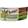 Yeowww! Tin of Stinkies - 3 in a sardine tin - 4 cans/case<br>Item number: 8 12402 00070 6: Cats Toys and Playthings