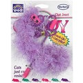 ALL FRILLS CATERPILLAR WAND TOY<br>Item number: 15781: Cats