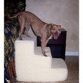 PetStairz 3 Stair Big Dawg<br>Item number: 3SBDS-D: Dogs Pet Stairs/Ramps Pet Steps