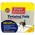 Simple Solution Training Pads: Dogs Stain, Odor and Clean-Up Pet Pads