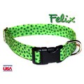 Felix Collar/Lead: Dogs Collars and Leads Fabric