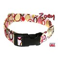 Zoey Collar/Lead: Dogs Collars and Leads Fabric