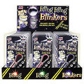 Bling Bling Blinkers 36ct Display Asst<br>Item number: 88888: Dogs Accessories