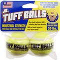 Jr. Tuff Balls 2 pk: Dogs Toys and Playthings Fetch & Tug Toys