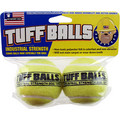 Tuff Balls 2 pk: Dogs Toys and Playthings Fetch & Tug Toys