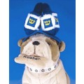Dog Hat - Dreidel Holiday Hat - Includes 3/case<br>Item number: 936: Dogs Holiday Merchandise Hanukkah Items