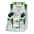 Miracle Coat Original Tea Tree Oil Counter Display<br>Item number: 2310