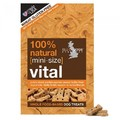 MINI VITAL 100% Natural Baked Treats - 12oz<br>Item number: 753-12: All Natural